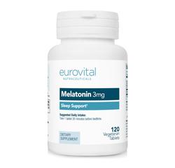 MELATONIN 3mg 120 Vegetarische Tabletten