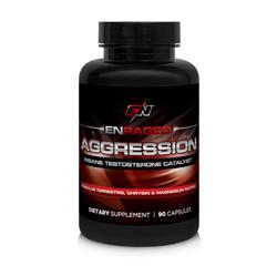 AGGRESSION Unglaublicher Testosteron Katalysator 84 Kapseln