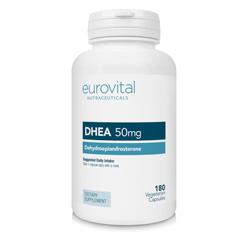 DHEA 50mg 180 Capsules Végétariennes