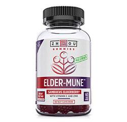 ELDER-MUNE 60 Caramelle gommose (Vegan)