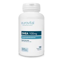 DHEA 100mg 180 Capsule Vegetariane