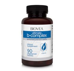 VITAMINAS DE COMPLEXO B 500mg 90 Comprimidos