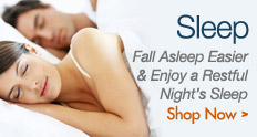 Sleep. Fall Asleep Easier and Enjoy a Restful Night's Sleep. Shop Now.