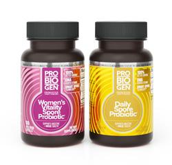 PROBIOGEN DAILY + WOMEN'S VITALITY Spore Probiotics VALUE PACK
