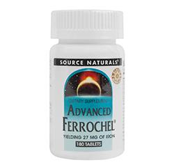 ADVANCED FERROCHEL® 180 Tablets