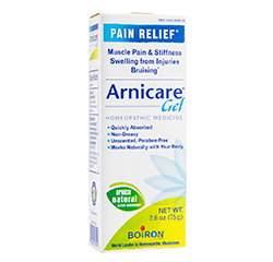 ARNICARE GEL TOPICAL PAIN RELIEF (Natural, Homeopathic) (2.6oz) 75g