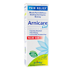 ARNICARE GEL TOPICAL PAIN RELIEF (Natural, Homeopathic) (4.1oz) 120g