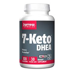7-KETO DHEA 100mg 30 Vegetarian Capsules