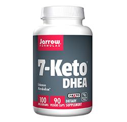 7-KETO DHEA 100mg 90 Vegetarian Capsules