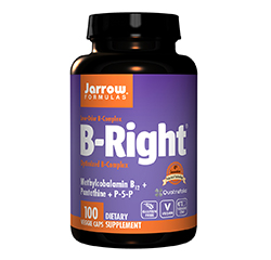 B-RIGHT (B-Complex) 100 Vegetarian Capsules
