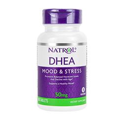 DHEA MOOD & STRESS 50mg 60 Tablets