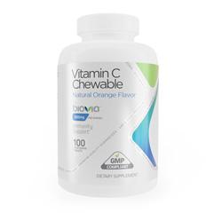 VITAMIN C 500mg 100 Vegetarian Chewable Tablets