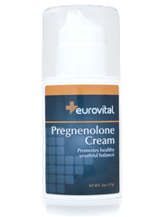 Pregnenolone Cream (2oz) 57g