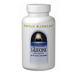 L-LEUCINE 500mg 60 Capsules