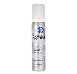 ROGAINE (REGAINE) 5% MINOXIDIL HAIR REGROWTH FOAM For Men (1 Month Supply)