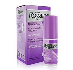 ROGAINE (REGAINE) 2% MINOXIDIL HAIR REGROWTH TREATMENT For Women (1 Month Supply)