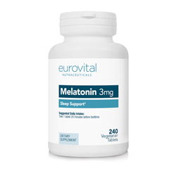 Melatonin 3mg 240 Tablets