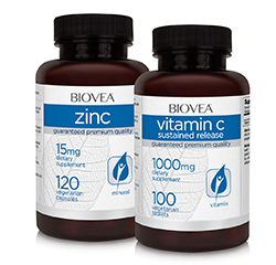 ZINC + VITAMIN C VALUE PACK