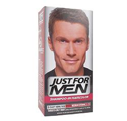 JUST FOR MEN SHAMPOO IN HAIR COLOUR (Medium Brown) 1 Application