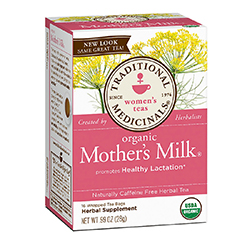 MOTHERS MILK (Organic) 16 Tea Bags