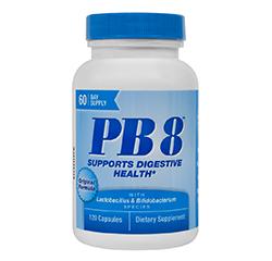 PB8 (Pro-biotic Acidophilus) 120 Capsules