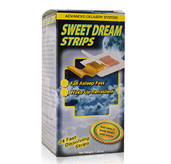 Sweet Dreams 24 Fast Dissolving Strips