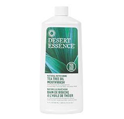TEA TREE OIL MOUTHWASH (16oz) 480ml