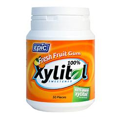 XYLITOL GUM (Fresh Fruit) 50 Pieces