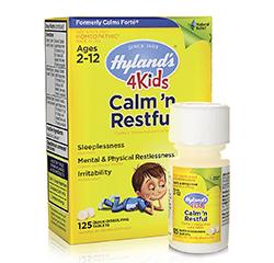 CALM 'N RESTFUL 4 KIDS SLEEP AID 125 Tablets