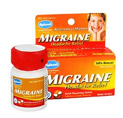 MIGRAINE HEADACHE RELIEF 60 Tablets