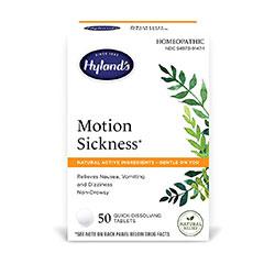 MOTION SICKNESS 50 Tablets