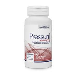 PRESSURIL (Advanced Blood Pressure Support) 90 Vegetarian Capsules