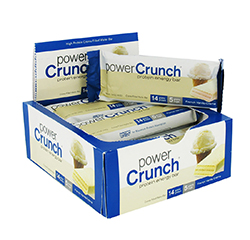 POWER CRUNCH PROTEIN ENERGY BAR (French Vanilla Créme) 12 Bars
