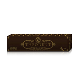 THEODENT CLASSIC (Whitening Crystal Mint) FLUORIDE-FREE TOOTHPASTE (3.4oz) 96.4g