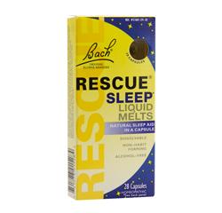 RESCUE SLEEP LIQUID MELTS 28 Capsules