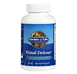 PRIMAL DEFENSE 180 Caplets