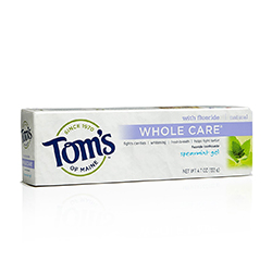 WHOLE CARE (Spearmint) GEL TOOTHPASTE (4.7oz) 133g