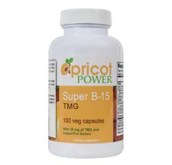 SUPER B15 TMG 100 Vegetarian Capsules