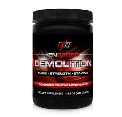DEMOLITION Micronized Creatine Monohydrate 14.10oz (400g)