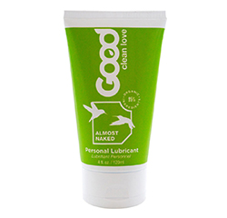 GOOD CLEAN LOVE PERSONAL LUBRICANT (Organic - Almost Naked) (4oz) 120ml