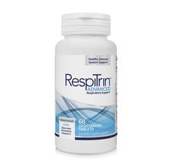 RESPITRIN (Advanced Respiratory Support) 60 Vegetarian Tablets