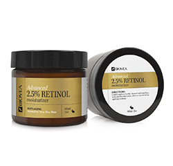 ADVANCED 2.5% RETINOL MOISTURIZER (Organic) (2oz) 60ml