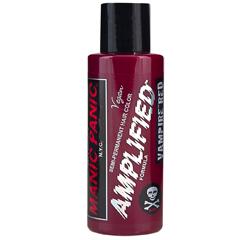 AMPLIFIED SEMI-PERMANENT HAIR COLOUR (Vampire Red) (4oz) 118ml