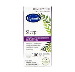 SLEEP (Insomnia Relief) 100 Tablets