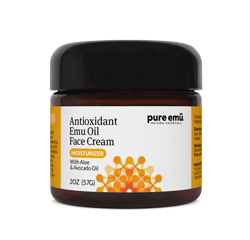 ANTIOXIDANT EMU OIL FACE CREAM (2oz) 57g