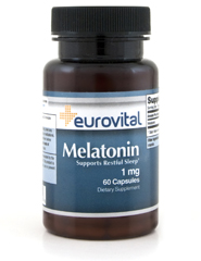 Melatonin 1mg 60 Capsules