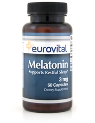 Melatonin 3mg 60 Capsules